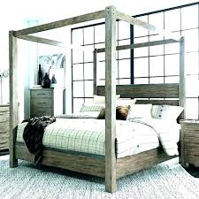 black wood canopy bed – investimo.co