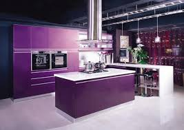 Purple Kitchen Cabinet Doors Kitchen Modular Kitchen Kitchen Fittings Kitchen Splashbacks