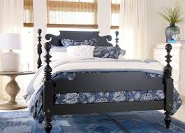Image of: Ethan Allen King Beds Canopy
