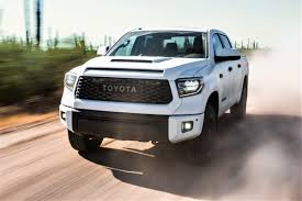 Get the scoop on the 2019 Toyota TRD Pro lineup""