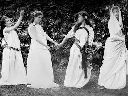 toga wearers 1906