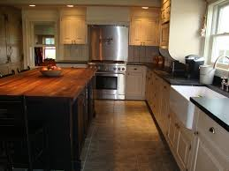 Furniture Kitchen Island Sophisticated Kitchen Island Design With Immaculate Butcher Block