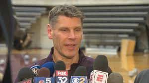 Porter Moser: 'All In' as Loyola Ramblers Coach | Chicago News | WTTW
