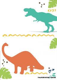 free dinosaur party invitations free printable dinosaur invitation template dinosaur