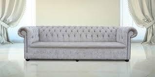 Chesterfield Fabric Sofa Bed Uk  BrokeasshomecomFabric Chesterfield Sofas Uk
