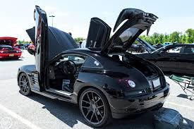 custom chrysler crossfire srt6. chrysler crossfire srt 6 coupe black custom srt6 o