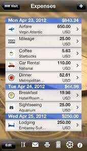 How To Budget For A Trip App Updates Available For New Size Iphone5 Screen Trip Boss