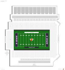 Bill Snyder Family Stadium Kansas State Seating Guide