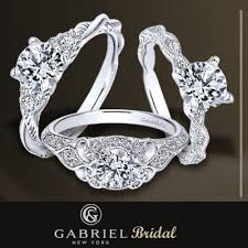 gabriel co bridal collection at spath jewelers