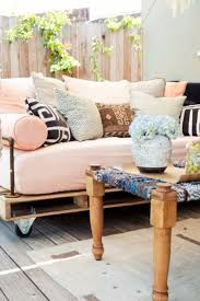 diy sofas and couches diy pallet outdoor daybed easy and creative furniture and home