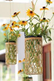 The 2012 Bosch Model home in Serenbe I ballarddesigns.com  Hanging  FlowersFlower VasesFlower ...