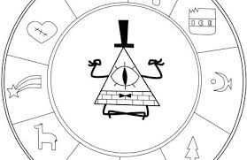 Gravity Falls Coloring Pages Gravity Falls Coloring Pages Lovely