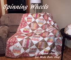 Spinning Wheels Quilt Â« Moda Bake Shop & LSfull2 Adamdwight.com