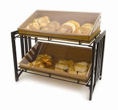 Bakery Display Stands Display Racks Creative Breakfast Concepts 58