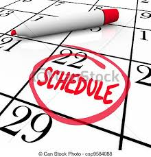 schedule clipart can stock photo_csp9584088 schedule clip art free clipart panda free clipart images on word template weekly schedule