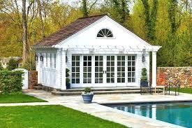 small pool house designs icheval savoircom