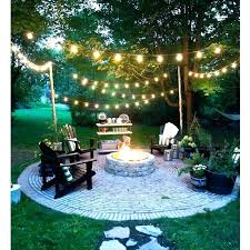 outdoor lighting backyard outdoor lighting patio ideas backyard string lights best on intended for covered outdoor