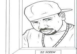 Gangsta Tweety Bird Coloring Pages Gangsta Coloring Pages Coloring