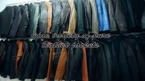 good leather garments reasonable and pure leather jackets in delhi you