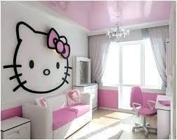 nursery chandelier hello kitty kitten san go girl for kids room crystal baby