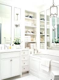 built in bathroom wall storage. Exellent Bathroom Built In Bathroom Shelves Storage Vanities Ending Beautiful On Also  Cabinets Bedroom These Cabinet Ideas Full With Wall R
