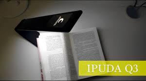 <b>Портативная настольная лампа</b> IPUDA Q3 - YouTube