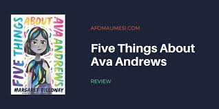 Five Things About Ava Andrews - Anxiety, Activism, and Friendship Drama