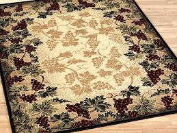 rooster rug rugs runners round