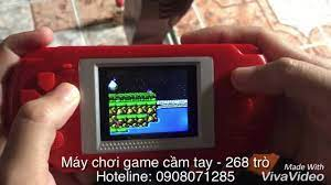 Koli Shop - Review máy chơi game cầm tay 268 trò chơi...