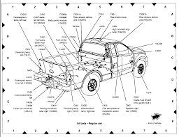 wiring diagram ford f wiring discover your wiring 91 f150 fuel pump relay location on 1984 ford ranger radio wiring diagram