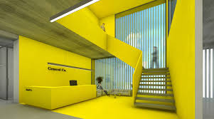Yellow Office Ava General Office