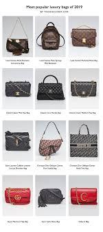 List Of Best Designer Handbags The Most Popular Luxury Handbags Of 2019 Yoogis Closet Blog