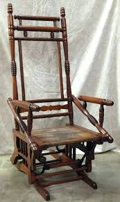 furniture platform rocking chair antique chairs excellent in home design