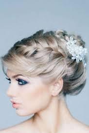 Chignon Pour Cheveux Court Salon Coiffure Mariage Courts