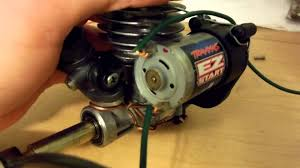 traxxas ez start installed on toki nitro 2 5 traxxas ez start installed on toki nitro 2 5