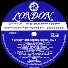 London Album Discography, Part 1