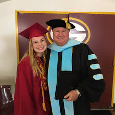 """Saddleback College on Twitter: """"Pres. @TodBurnett and outgoing ASG ..."""