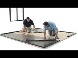 how to install luxury vinyl plank shaw floors