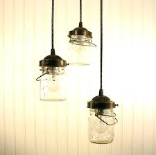 medium size of contemporary pendant glass jar light also hanging chandelier lights barn multi clear