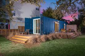 Small Picture For Rent Tiny Container Houses by the Beach Coastal Living