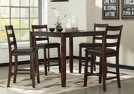 Coviar 5pc. Counter Height Dining Set