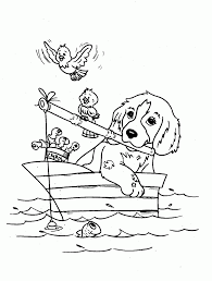 Small Picture Coloring Pages Free Printable Dog Coloring Pages For Kids Pet