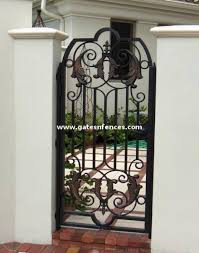 Small Picture Garden Gate Designs Custom Design Walk Gates Artistic Garden Door Gate