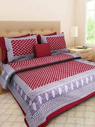 cotton bed sheets. Fine Bed JAIPUR PRINTS Double Bedsheet With Pillow Cover Cotton Bedsheets On Bed Sheets R