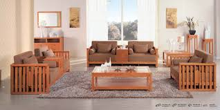 Lovely Wood Living Room Furniture With Living Room Wooden Real Wood Living Room Furniture