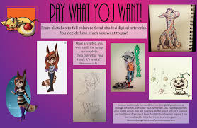 commission sheet pay what you want commission sheet by that nerdy art girl on deviantart