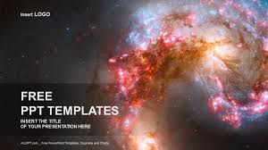 Space Google Slides Theme Space Abstract Ppt Templates