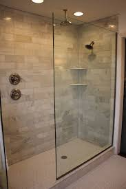 Bathroom:Awesome Open Glass Shower Room For Cool Bathroom Design Ideas  Awesome Open Glass Shower