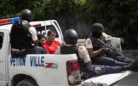 American James Solages arrested over ...