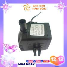 Máy bơm nước mini dùng làm máy bơm bể cá, thay máy bơm quạt hơi nước / quạt  điều hòa hoặc làm máy bơm tản nhiệt nước - Sắp xếp theo liên